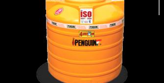 Four layered water tank - penguin tank