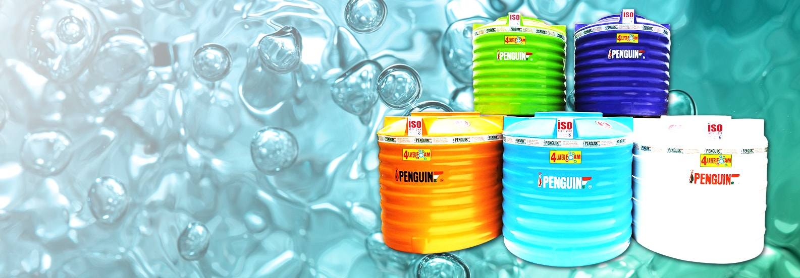 Penguin Tank Products