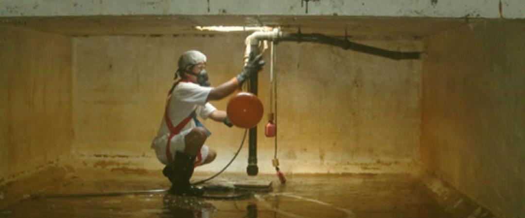 How To Prevent Underground Water Storage Tank Flotation